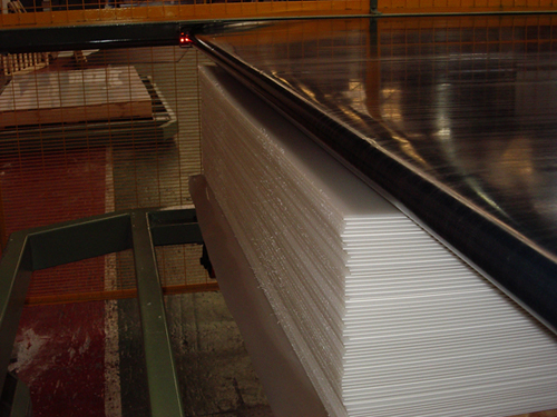 Stacking Systems Extruded Plastic Sheets Case Studies